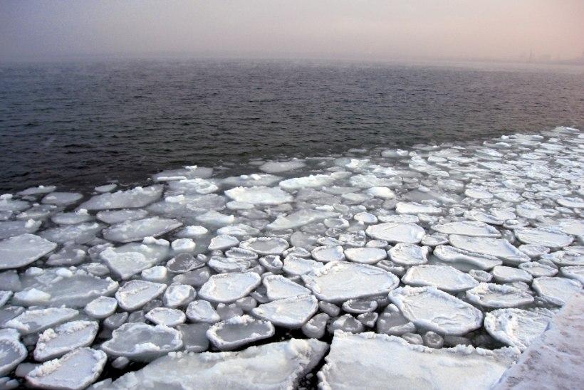 Triigi-Sõru laevaliinil toimub raskete jääolude tõttu sel laupäeval täiendav reis