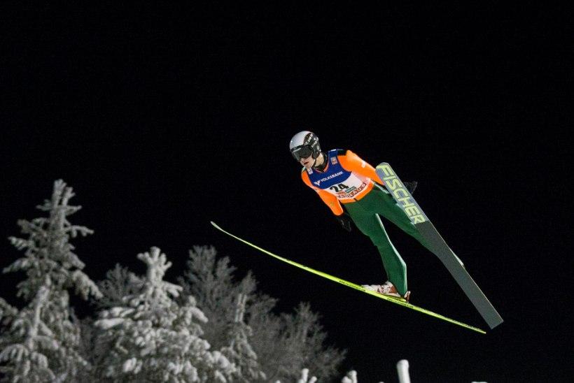 Eesti kahevõistlejad kaotasid olümpiakoha, suusahüppajad said koha juurde