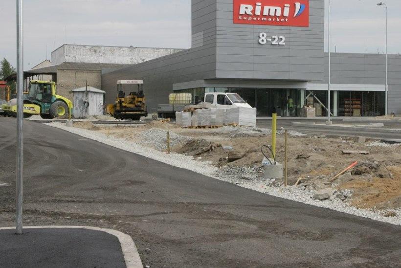 Rimi projektijuhti kahtlustatakse rohkem kui 600 000-eurose pistise võtmises