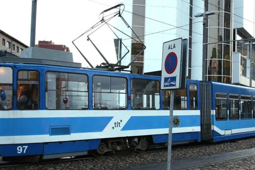 Tallinn sõlmis trammiliini 26-miljonilise hankelepingu