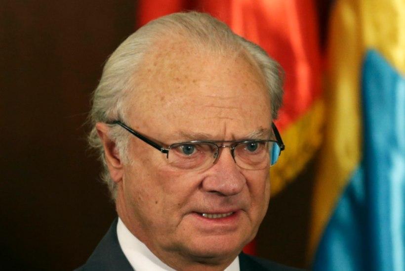 Rootsi kuninga häbistaja lasti maha