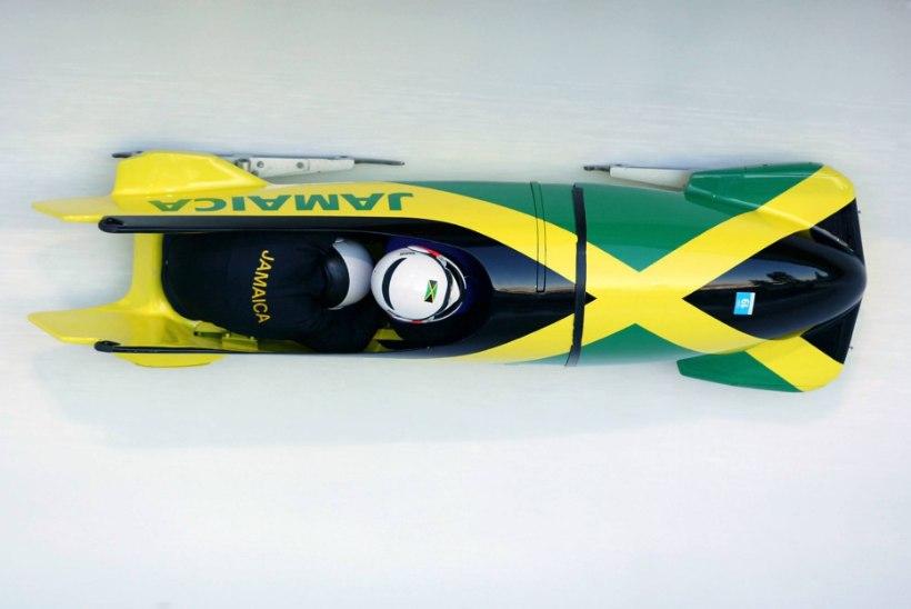"""Jamaika bobimeeste imelugu ehk """"Libe liug"""" tagasi olümpial!"""