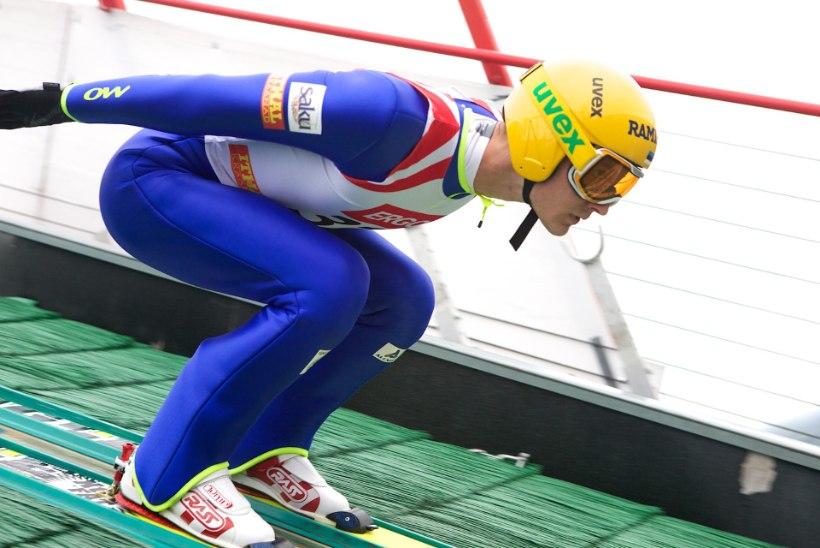 Kaarel Nurmsalu ei pääsenud lõppvõistlusele ka Innsbruckis