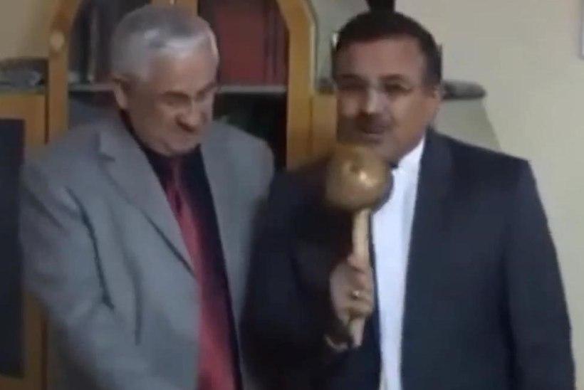 VIDEO: uudistereporterit tabas naljakas äpardus!