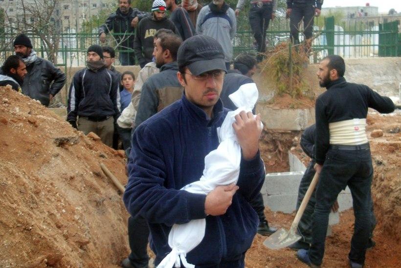 Sõja jalgu jäänud pagulased söövad Süürias kasse ja koeri