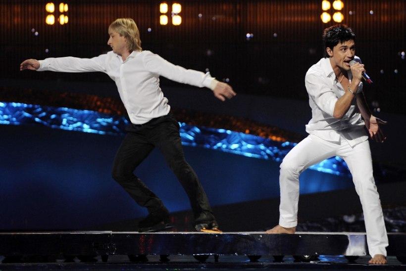 Eurovisiooni võitja tegi Pljustšenko auks laulu!