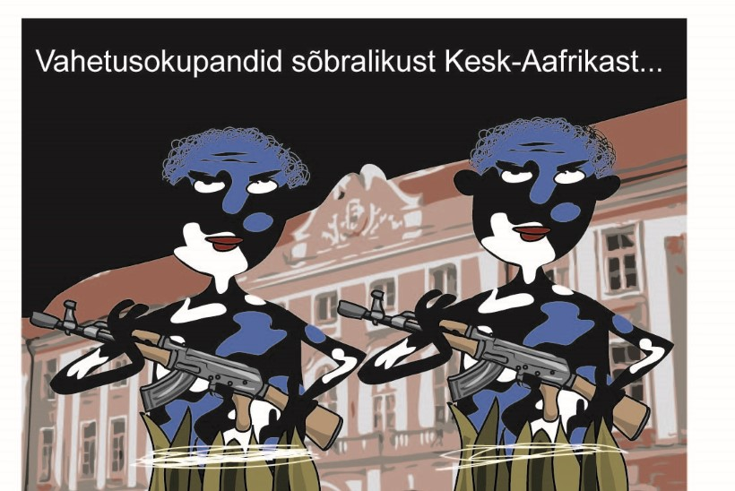 Kes peaks Eestisse tooma oma väed?