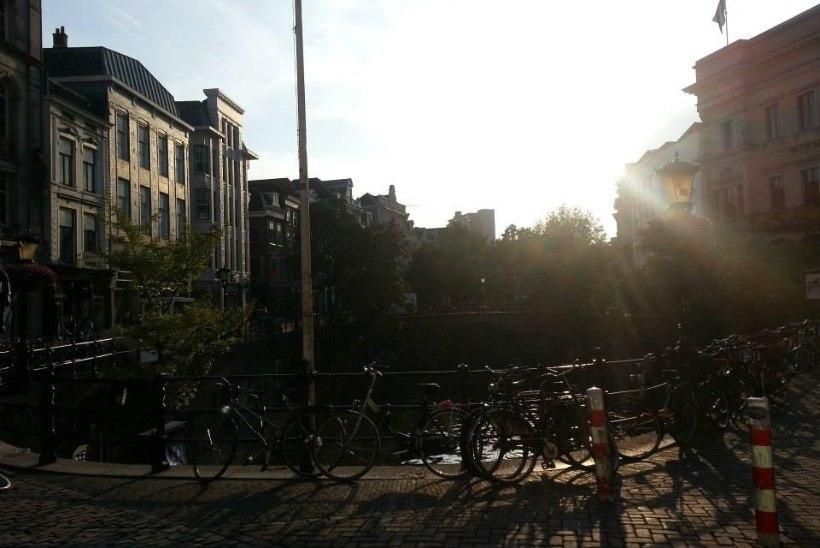 Tudengina Hollandis: ainus jalamees kesk ratturitemerd?
