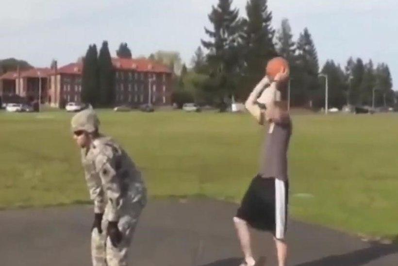 VIDEO: kes ütles, et sõjaväes nalja ei saa?