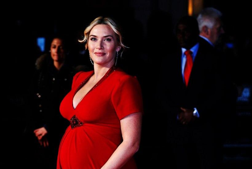 """Kate Winslet: """"Palun väga vabandust, et ma armusin ja rasedaks jäin!"""""""