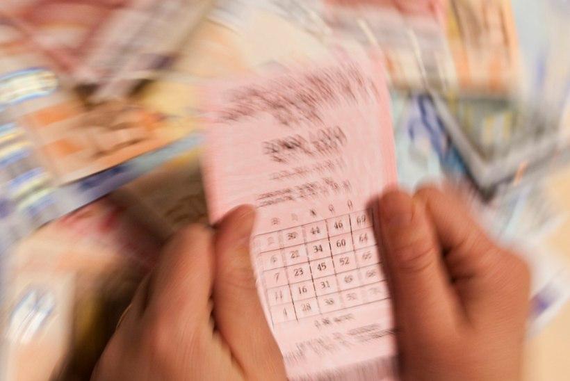Bingo Loto aasta esimeseks suurvõitjaks osutus pensionärist proua