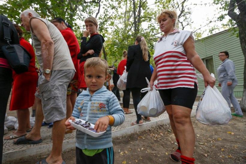 Eesti vabaühendused koguvad raha Ukraina inimeste aitamiseks