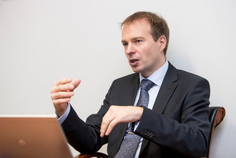 Leht: Eesti Energia uueks juhiks saab Hando Sutter