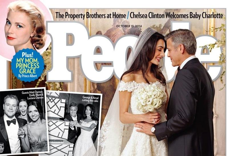 George Clooney: minu pulmapildid sai ajakiri, mis maksis kõige rohkem!