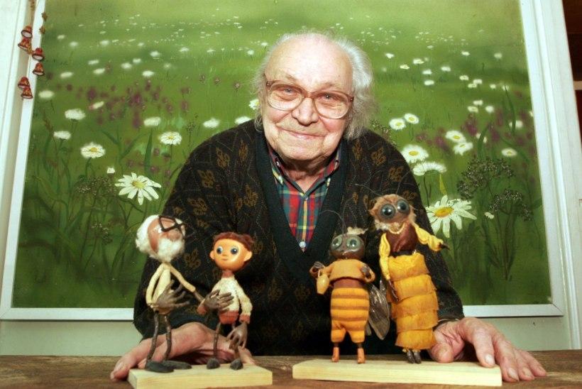 Nukufilmilavastaja Heino Pars oskas tõsta vaataja mesilinnuna taevasse