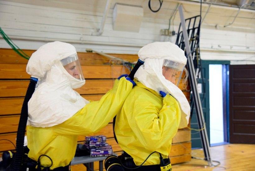 Brasiilias leiti esimene ebolasse nakatunu