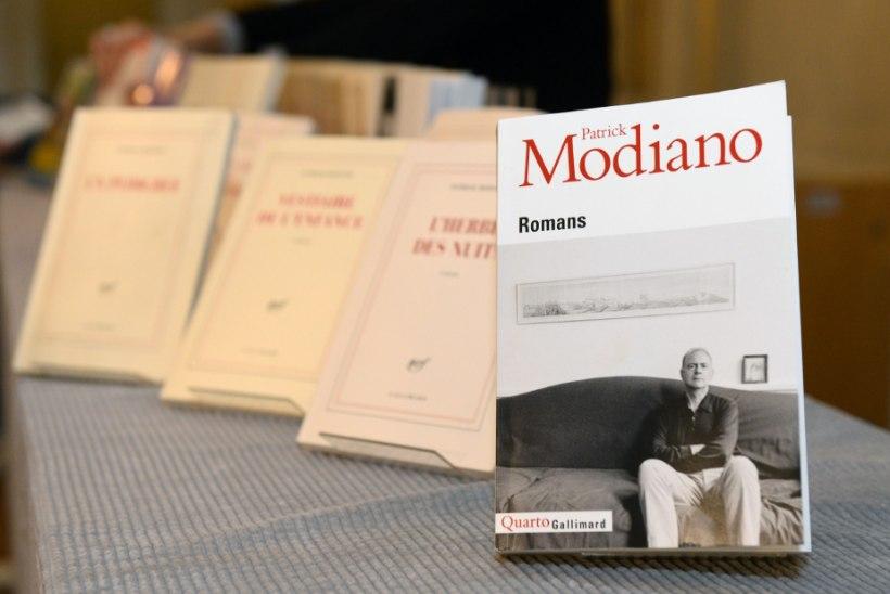 Nobeli kirjanduspreemia võitis Patrick Modiano