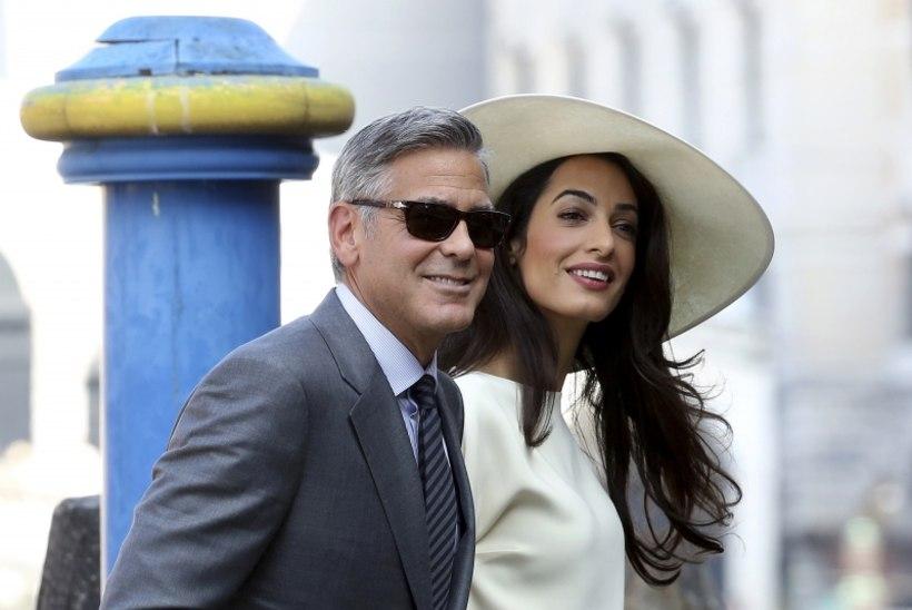 Miks George Clooney tegelikult abiellus?