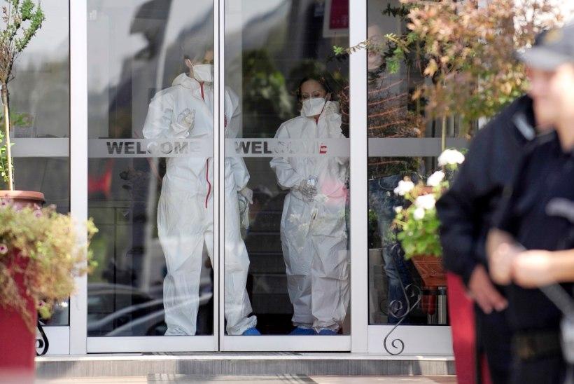 Makedoonias surnud britil ei olnud ebolat