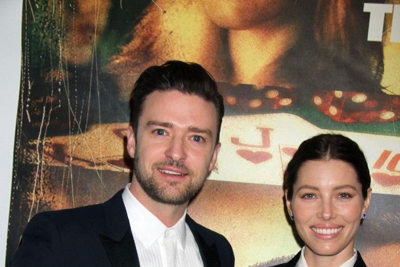 Jessica Biel ootab pisikest Timberlake'i?