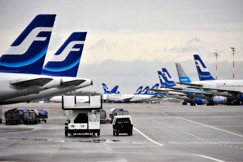 Ebola-kahtlus Helsingi lennul osutus valehäireks