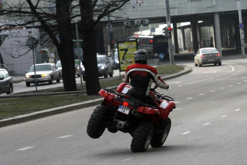 TV3 VIDEO | Viljandimaal taheti röövida olematut ATV-d ostma läinud meest