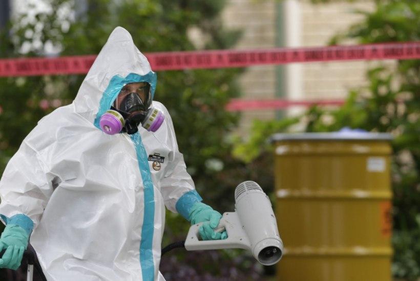 Karlovy Varys hospitaliseeriti ebolakahtlusega naine