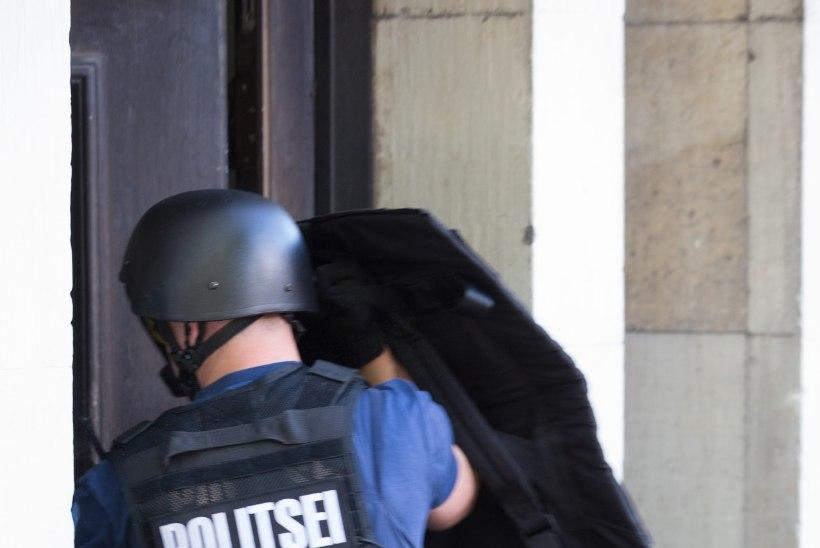 Politsei uurib riigiportaali rünnakut