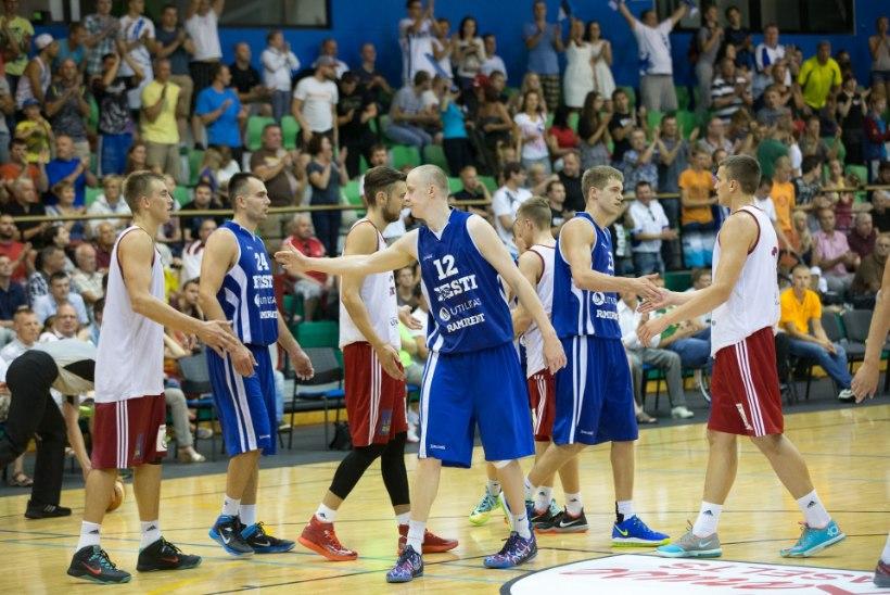 Läti tahab Eesti korvpallikoondist Riia alagruppi!