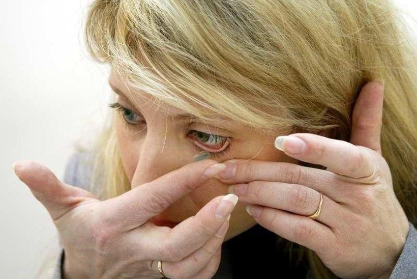 Ole ettevaatlik! Korduvkasutatavate läätsete tõttu sagenevad silmapõletikud