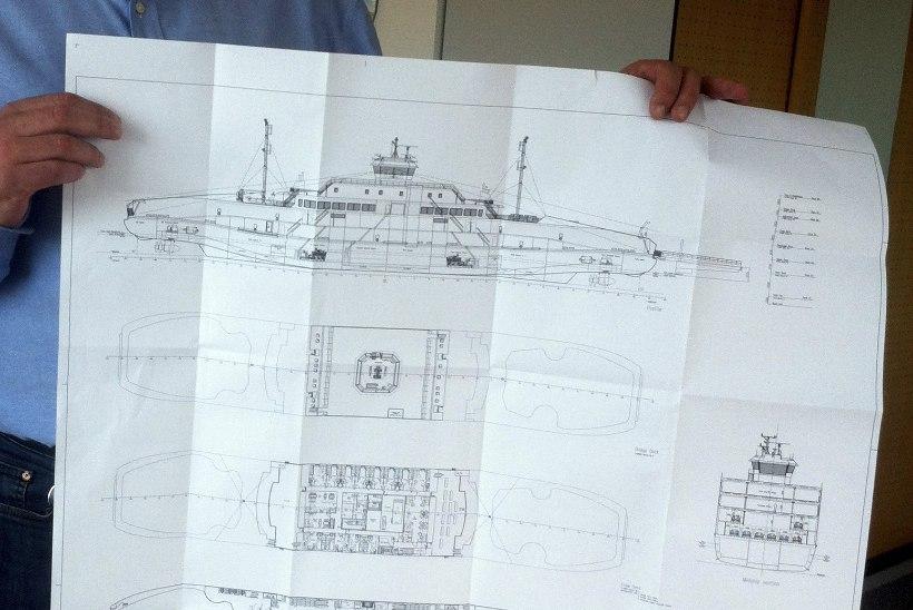 Tallinna sadam: sõlmime lepingud praamihanke vaidlustamisest hoolimata