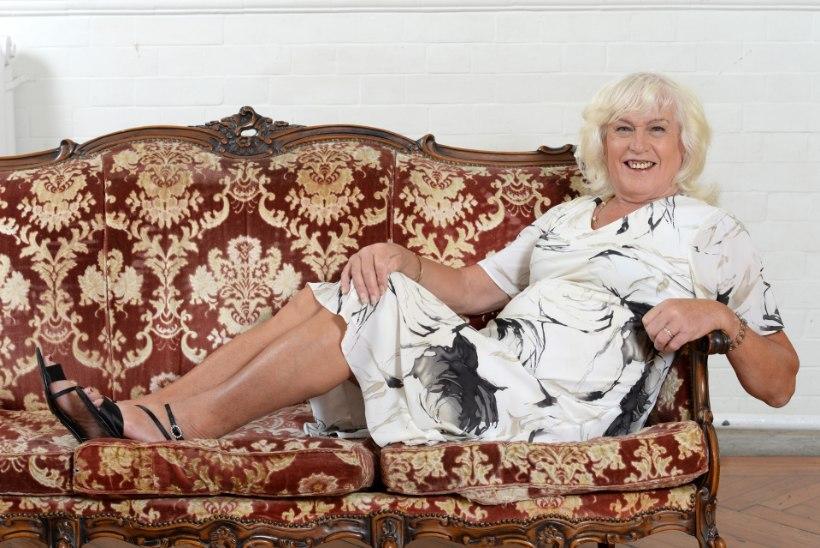 81aastane soovahetaja: mõnus on end lõpuks naisena tunda!