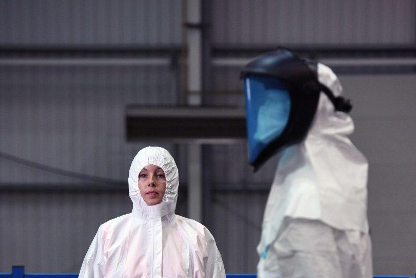 ÜRO: maailm on jäänud võidujooksus ebolast maha