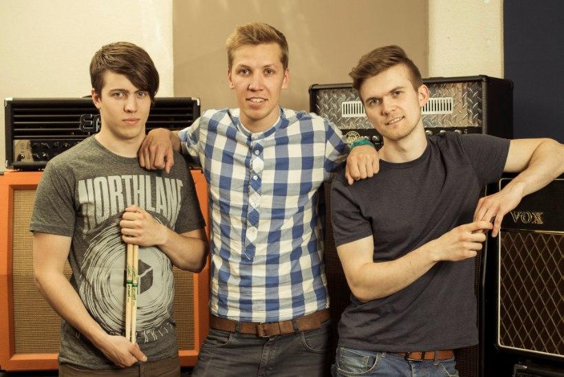 KUULA! Slippery Slope avaldas uue singli, mis räägib bändiliikmete varalahkunud sõbrannast