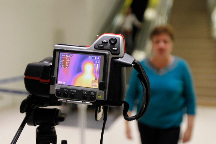 Kreeka ja Hispaania alustavad lennujaamades ebolakontrolli