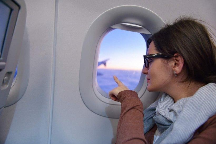 Lennureis kui üks suur hädaorg