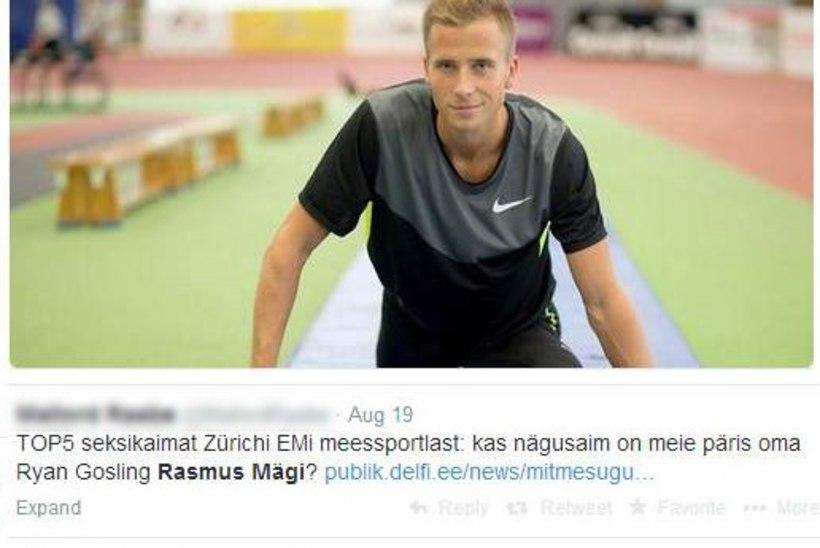 Rasmus Mägist on saanud Eesti teismeliste neidude silmarõõm