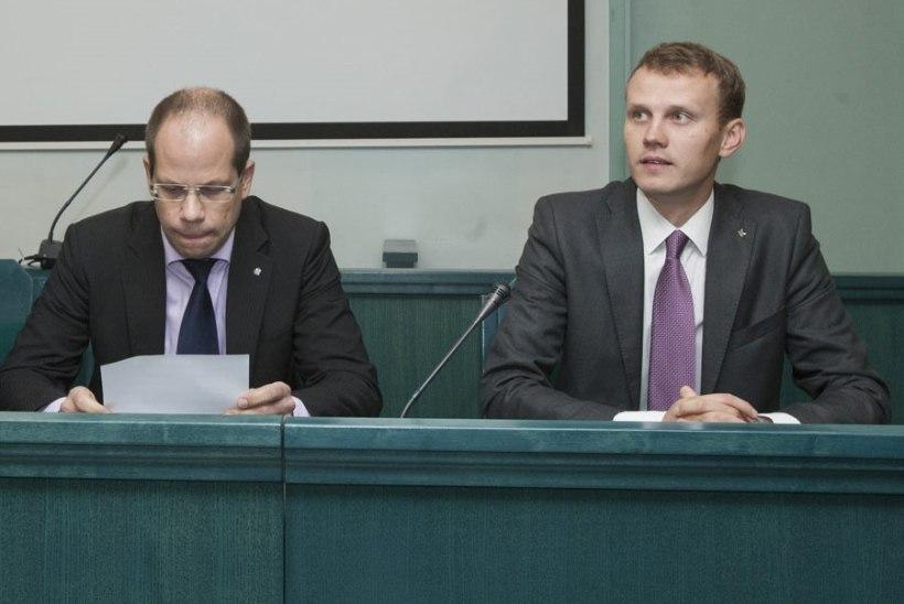Kohus mõistis Toobali, Laasi ja Onksioni süüdi ning karistas ka Keskerakonda