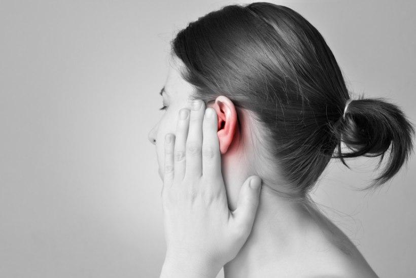 Äge nohu võib viia valuliku keskkõrvapõletikuni
