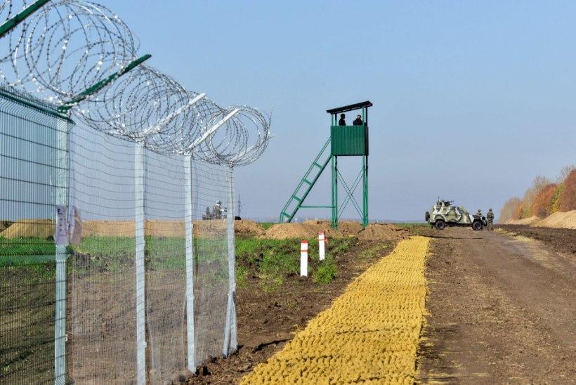 Ukraina kindlustab piiri Venemaaga