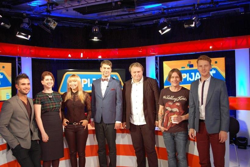 """Klipijaht"" täna: Tanja Mihhailova, Kristjan Kasearu ja Janno Reim"