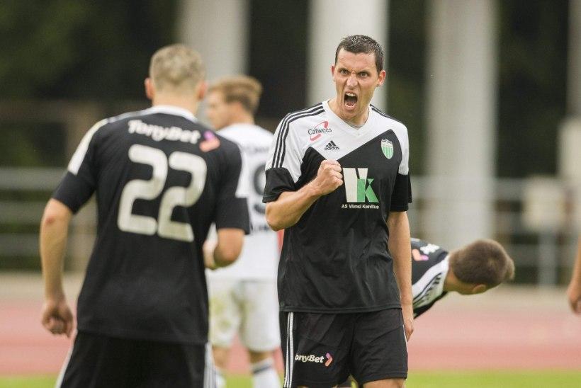 FC Levadia edu saladus – tasakaal kogemuste ja nooruslikkuse vahel