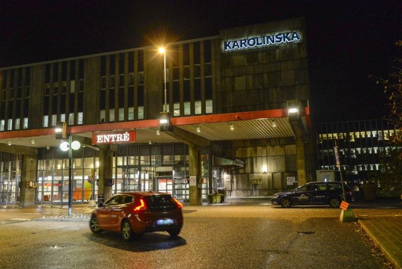 Stockholmi lennujaamast viidi haiglasse ebola kahtlusega mees