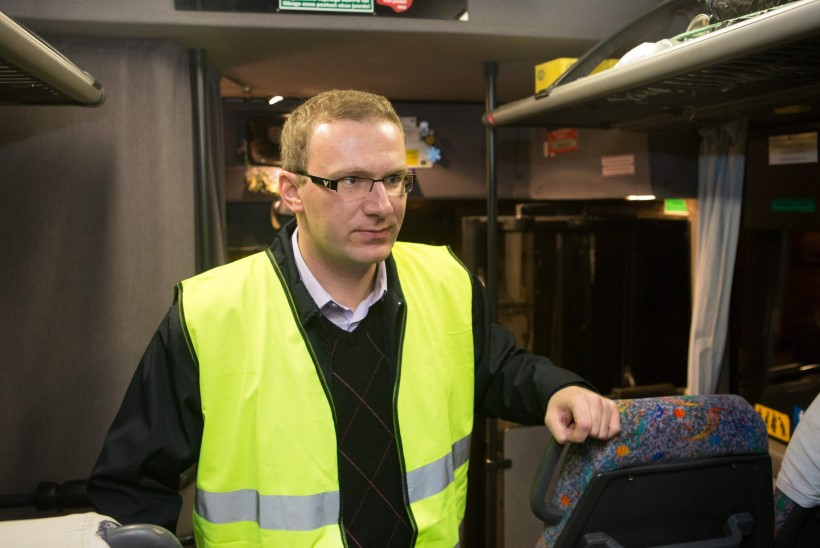 Palga üle nurisevad bussijuhid võivad korraldada uue streigi