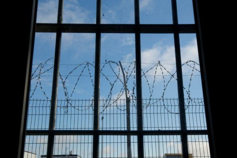 Keskmiselt üritab vanglast põgeneda üks vang aastas