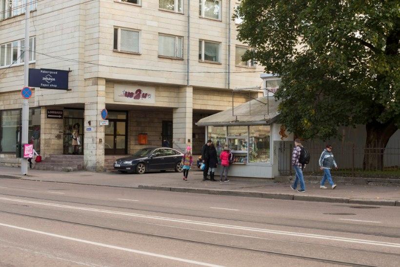 Verine draama Narva maanteel