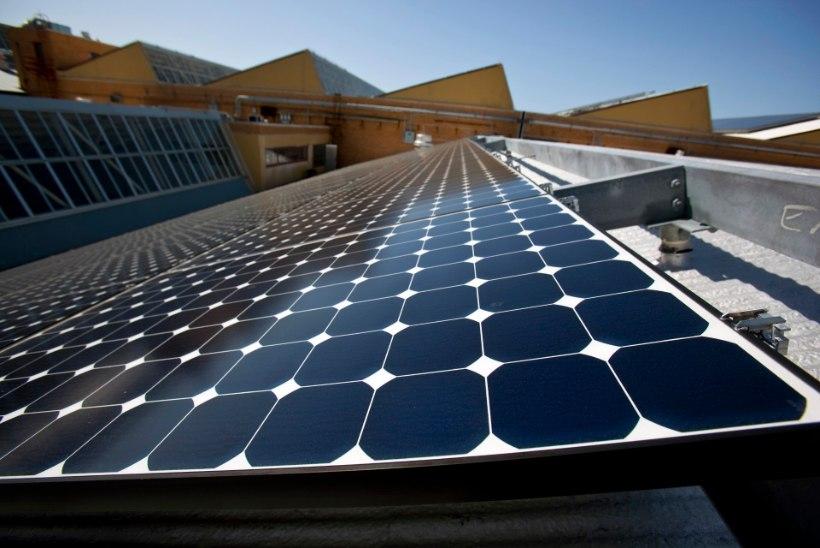VIDEO: energialaristajast Katar rajab esimese nullenergiamaja
