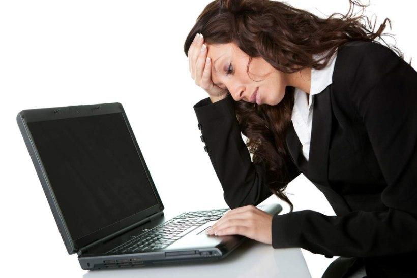 Neljandik töötajatest on pidevas stressis