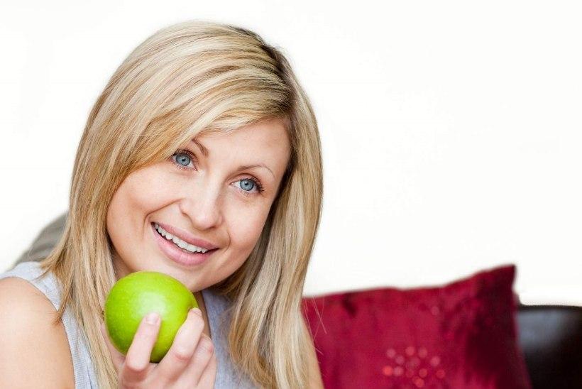 Üks õun päevas tõstab naise seksuaalsust