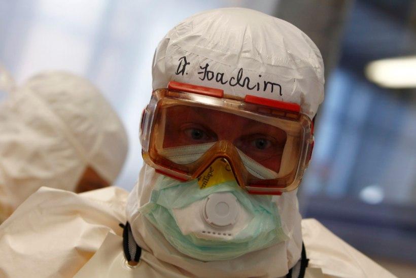 VIDEO: USA-s lõikavad ettevõtjad Ebola paanikast kasu